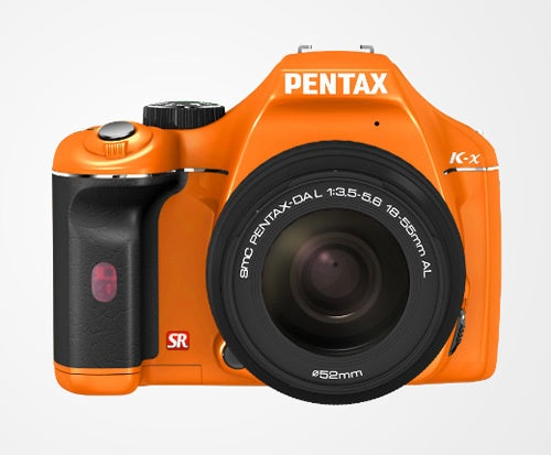Eclectic Japanese Pentax K-x Colors Coming Stateside