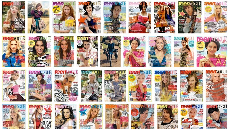 Teen Vogue Will Never Pledge to Promote 'Beauty in All Forms' Because It Doesn't Want to