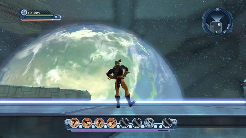 D.C. Universe Online MMO Log Part One: Making A Name For Myself — And Another