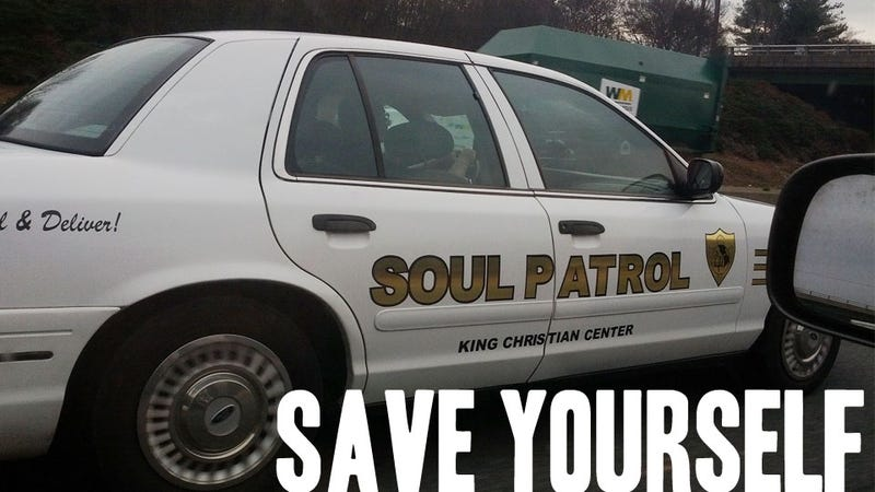 How To Beat The Soul Patrol