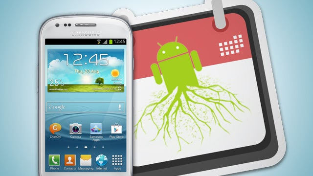 How to Root the Samsung Galaxy S III [Out of Date]