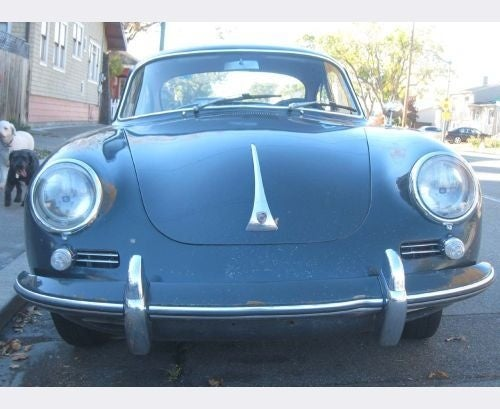 1963 Porsche 356 S Coupe