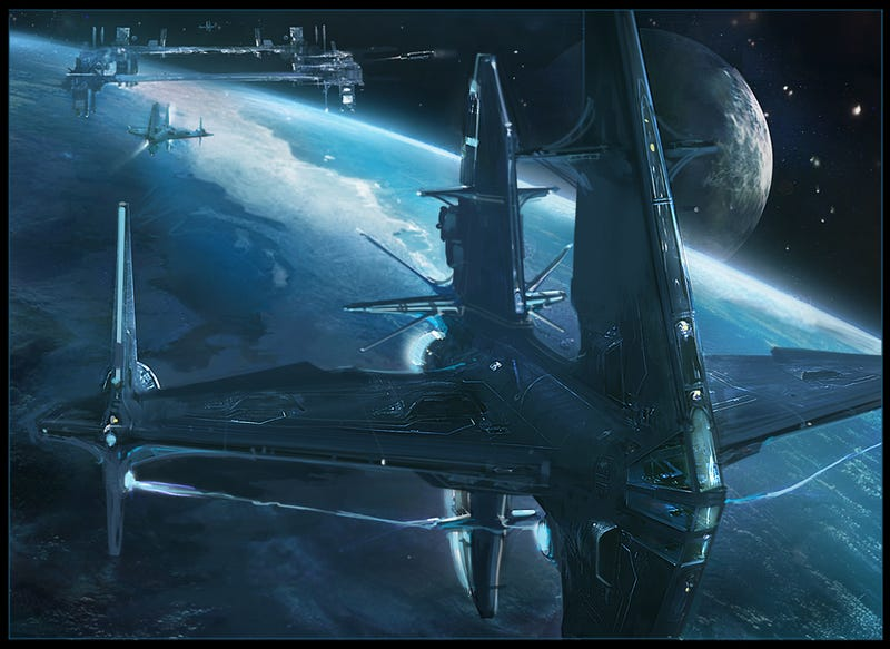 How a Debut Novelist Sold a Book About the Battle Between Two Invincible Spaceships