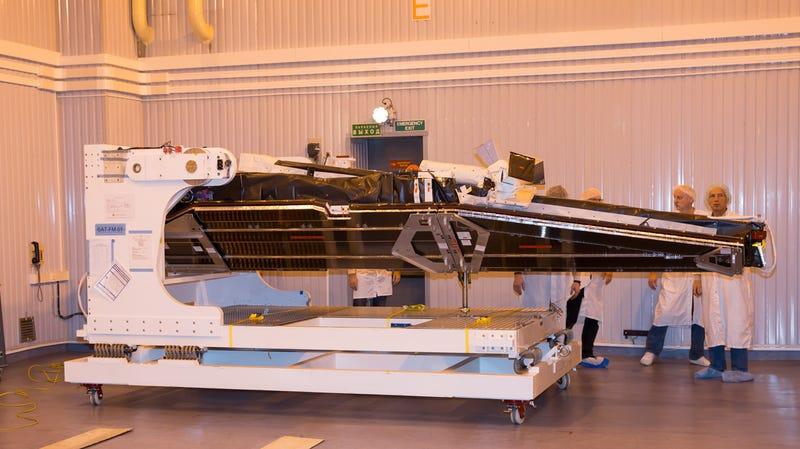 Tres satélites estudiarán el centro de la Tierra desde el espacio