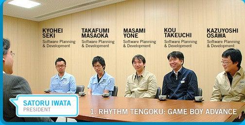 Iwata Asks, Rhythm Heaven Team Overshares