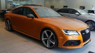 My Favorite Audi is for Sale - NPOCP