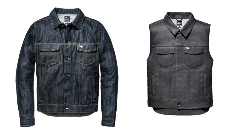 Aussie Gear Shop Saint Aims To Make Motorcycle Denim That's 'Unbreakable'
