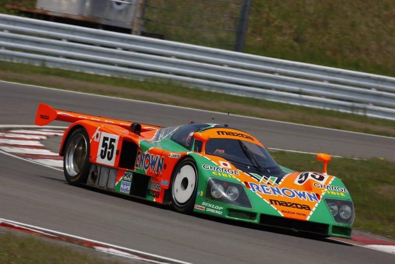 DD/Track/Burn - Le Mans Edition