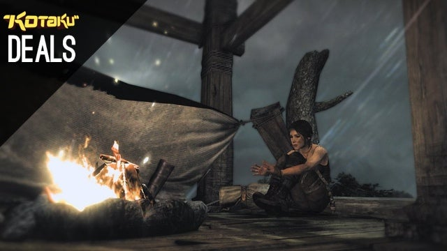 Tomb Raider For $9, Black Flag for $30, iPad Air [Deals]