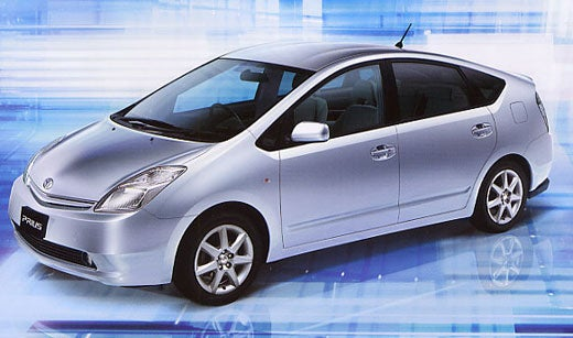 Solar Panel-Powered Prius in 2009 Confirmed