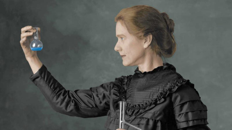 An insightful look at the life and work of Marie Curie