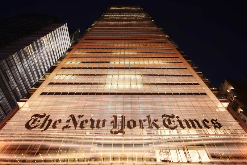 "The Times Killed Its ""Gun Report"" After the Writer Asked for a Raise"