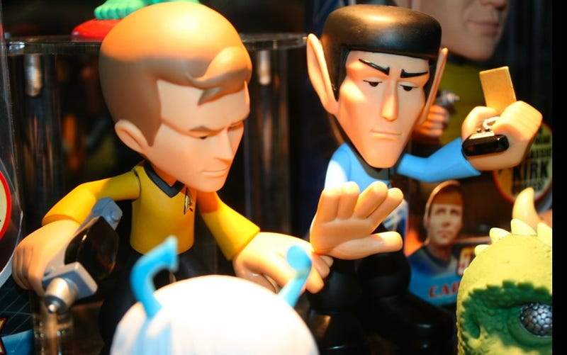 "Star Trek's ""Red Shirt"" Fragrance Wants You To Smell Like Dead Away Teams"