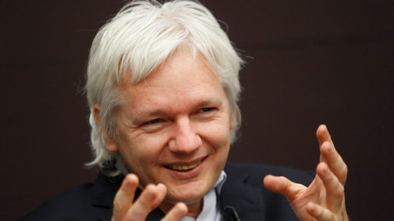 Julian Assange Loses Appeal, Still Isn't Going to Sweden Anytime Soon
