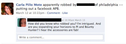 Woman's Laptop, Drunk's Career Saved by Facebook