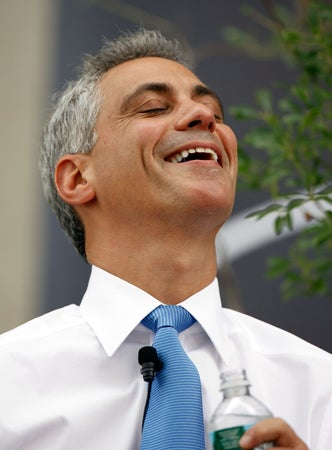 Rahm Emanuel Will One Day Rule Chicago