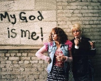 This Weekend: Absolutely Fabulous