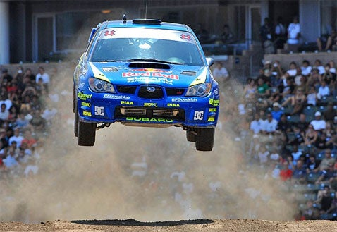 In Case You Missed It: Awesome X-Games Rally Pics