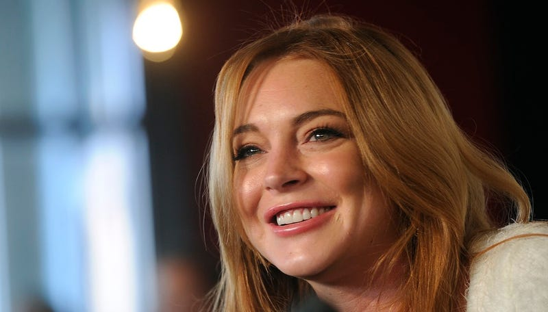 "Lindsay Lohan's Celebrity ""Fuck List"" Keeps Growing"