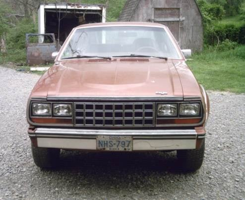 Speaking Of AMC Engines, Here's That 1982 AMC Eagle