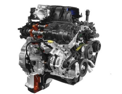 2011 Challenger Gets New 305 HP V6