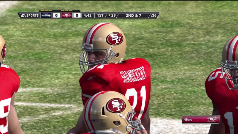 "Madden's Low-Magnitude ""Superstar"" Isn't Much to Gaze At"