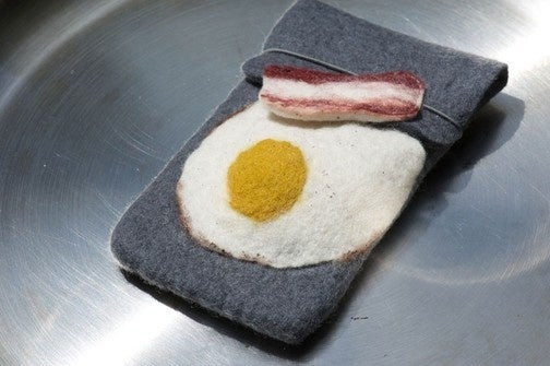 iPhone Case Makes Me Hungry and Gives Me a Brunchner at the Same Time