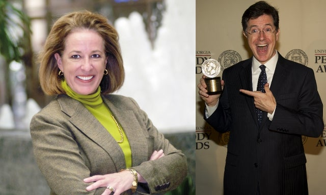 Stephen Colbert's Sister Joins Race for Congressional Seat Vacated by South Carolina Senator Tim Scott