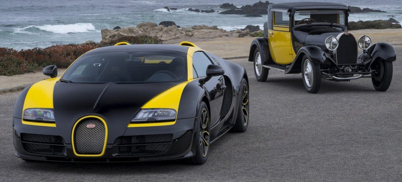 Bugatti Made Another Special Edition, Yawn