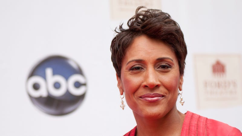GMA's Robin Roberts Reveals Rare Bone Marrow Disorder