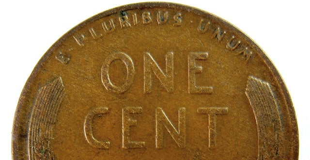 Thoughts for Your Penny: The One-Cent Piece Is Worth a Century of Type