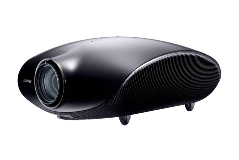 Samsung's SP-A800B 1080p DLP Projector Perfect for Death Star's Theater Room