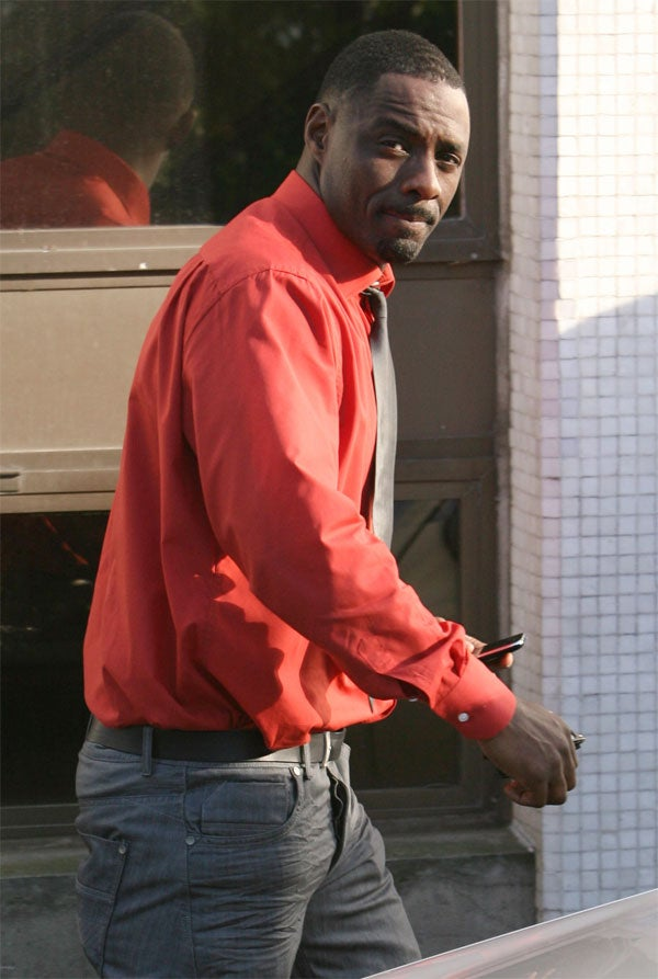 Stringer Bell Is Alive And Well And Living In London