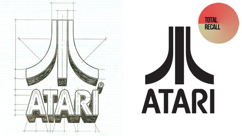 The Glory of Atari's Original Logo