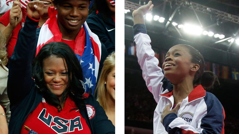 Gabby Douglas's Mom Is Fucking Pissed About the Hair Critics: 'Are you TRYING to Ruin Her Self-Confidence?'
