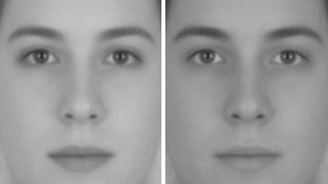 Do High Contrast Faces Look More Feminine?