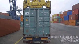 Ha Ha Container Fail Ha Ha Let's All Laugh At This Container Fail