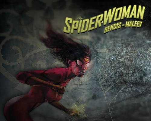 You'll Believe A Spy Can Animate In Spider-Woman