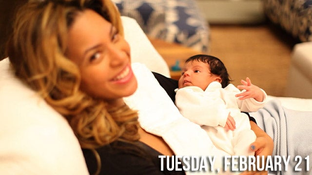 Beyoncé and Jay Don't Want Their Filthy Friends Touching Blue Ivy