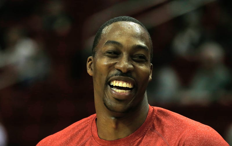 Dwight Howard Ate All The Sugar