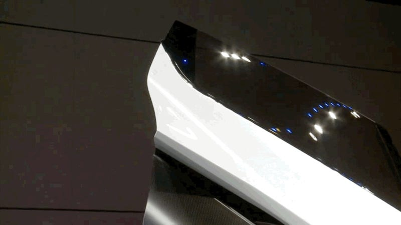 What Makes The Most Futuristic Car Shown In Tokyo So Damn Fun