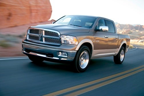 2010 Dodge Ram 1500 Magically Increases Towing Rating