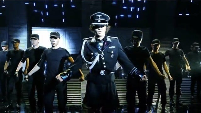 Meet Japan's Boy Band Nazi