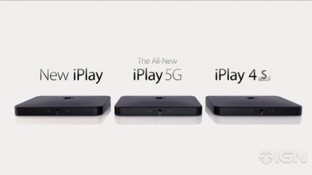 Up Close with the iPlay, the Apple Gaming Console That Doesn't Exist