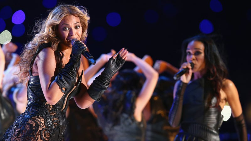 Beyonce at the Super Bowl: Haters to the Left