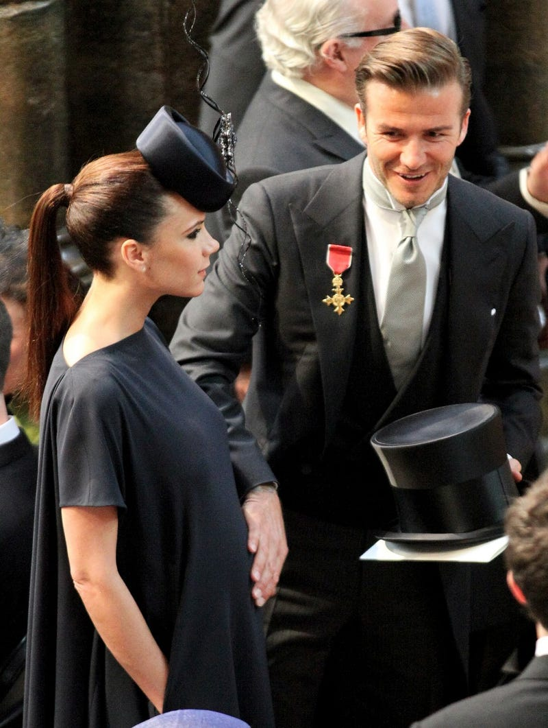 David And Victoria Beckham Welcome (And Name) A Baby Girl