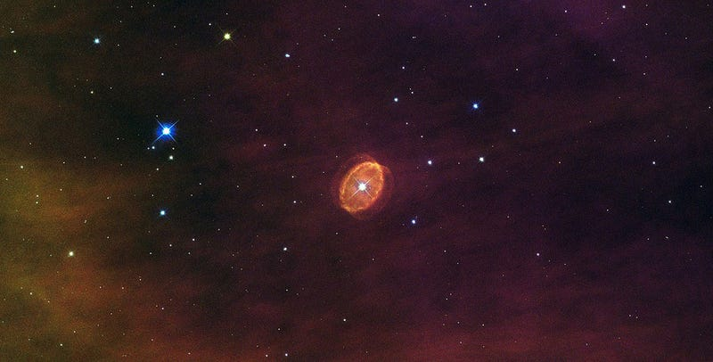 This star is about to explode