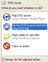 Add Custom Options to the Windows AutoPlay Dialog