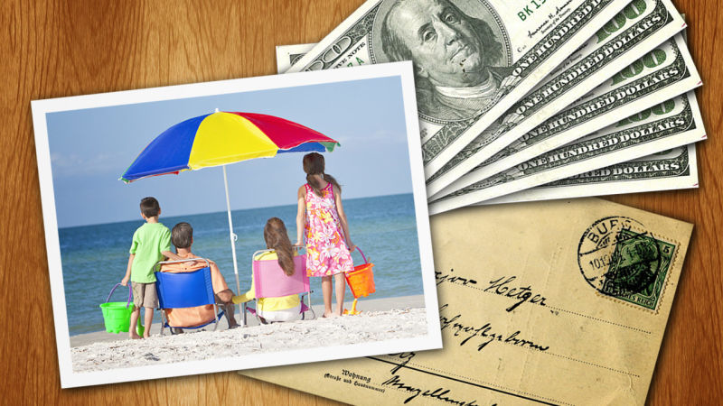 Top 10 Ways to Save Money on Your Spring Getaway