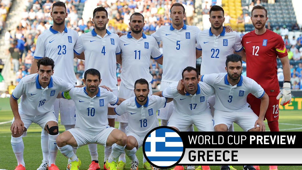Dammit, Greece Are Going To Try To Win Ugly Again